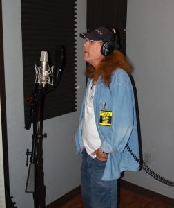 Dan at Hollywood studio