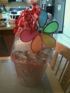 Raffle basket 1