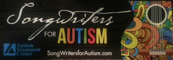 Songwriters For Autism bumper sticker